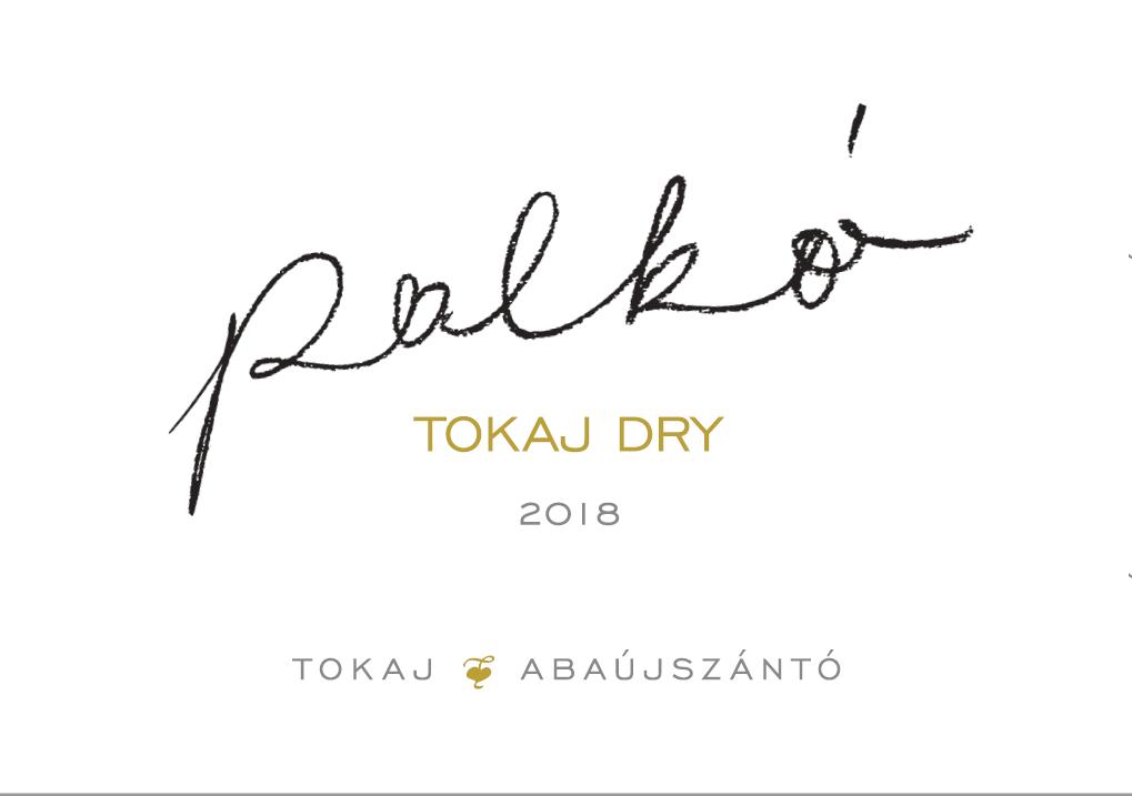 Tokaj Dry 2018 - Palkó Borok