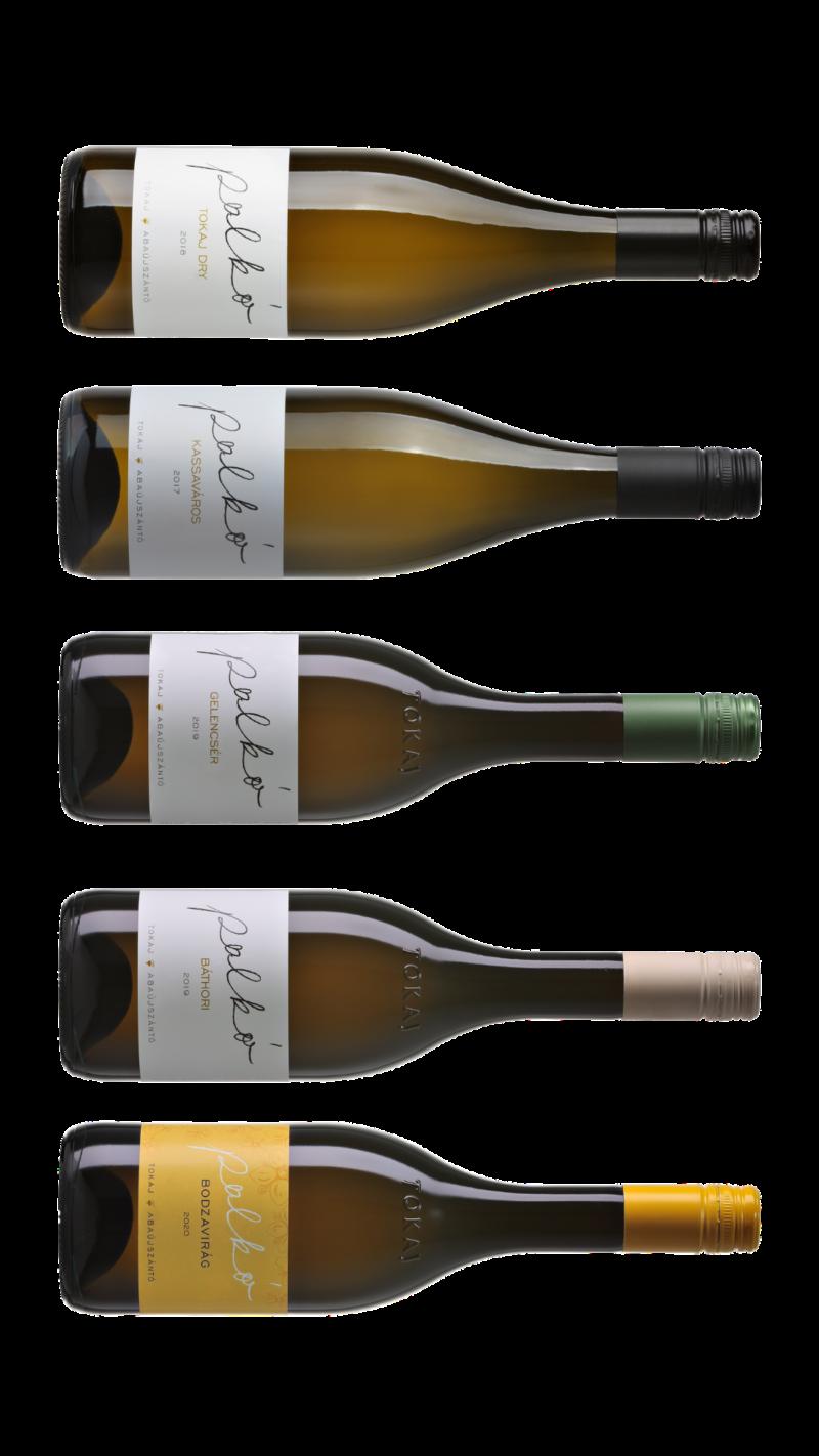 palkó borok száraz borcsomag